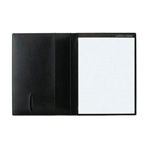 レポートパッドA4 ブラック ZVP701B
