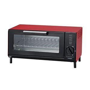 オーブントースターレッドTS-4034R