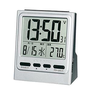 大画面目覚まし電波クロックNA-921