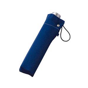 大寸ミニ傘軽量タイプ 紺 271