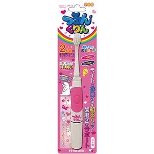 電動歯ブラシつるんくりんピンク795951