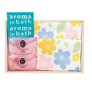 アロマの香り バスセット101 341-101