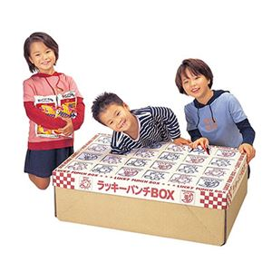 ジャンボラッキーパンチボックス0105