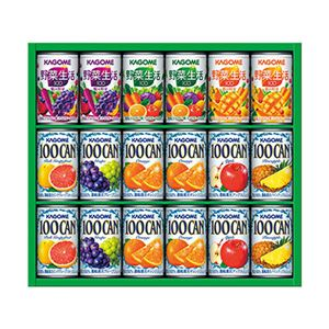 カゴメフルーツ+野菜飲料ギフトKSR-20N