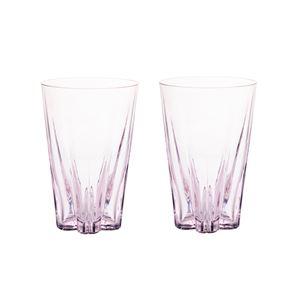 SAKURASAKU glass 桜色(ピンク)ペアセット GG-02M