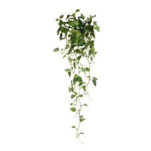光の楽園【光触媒/人工観葉植物】68cm 壁掛けフィロ - 拡大画像