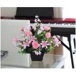 光の楽園【光触媒/人工観葉植物】32cm ハッピーパール