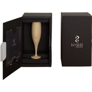 RIVERET(リヴェレット) 竹製 フルート ホワイト RV-107W