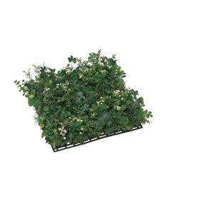 光の楽園【光触媒/人工観葉植物】グリーンミックスマット