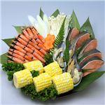 (札幌中央卸売市場発)鮭ちゃんちゃん焼き(1セット)