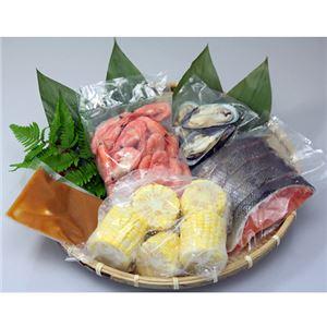 (札幌中央卸売市場発)鮭ちゃんちゃん焼き(3セット)