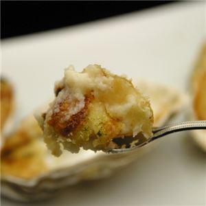 殻付牡蠣グラタン 30個