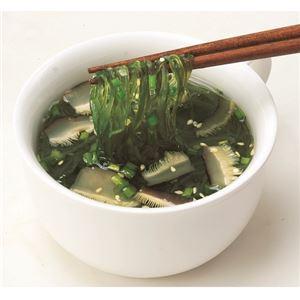 茎わかめスープ 120食