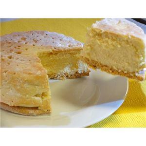 白黒チーズケーキセット 4台 (直径約12cm)
