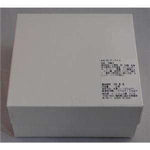 白いティラミス 2台 (直径約12cm)