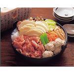 【送料無料】青森シャモロックせんべい汁セット 3セットの画像
