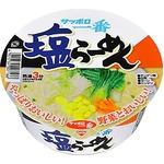 サッポロ一番 塩らーめんどんぶり 12食分×3ケース(計36食)