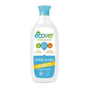 【6本セット】エコベール 食器用洗剤 カモミール 500ml