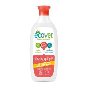 【6本セット】エコベール 食器用洗剤 グレープフルーツ 500ml
