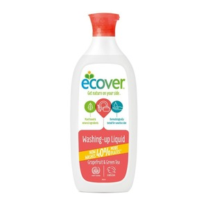 【12本セット】エコベール 食器用洗剤 グレープフルーツ 500ml