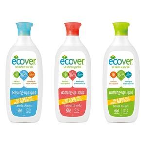 【12本セット】エコベール 食器用洗剤 500m...の商品画像