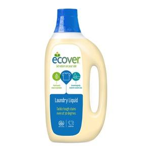【3本セット】エコベール ランドリーリキッド 洗たく用液体洗剤 1500ml