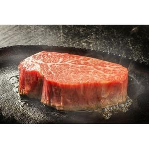 テンダーロインステーキ(牛フィレ肉)(100g×3枚)