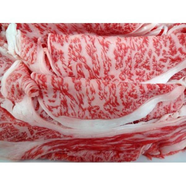 仙台牛 牛肉 【肩ローススライス 3kg】 A5ランク 精肉 霜降り 〔ホームパーティー 家呑み バーベキュー〕