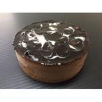 マーブルショコラムースケーキ/業務用ケーキ 【4号】 直径約12cm 日本製 〔スイーツ デザート お取り寄せ〕