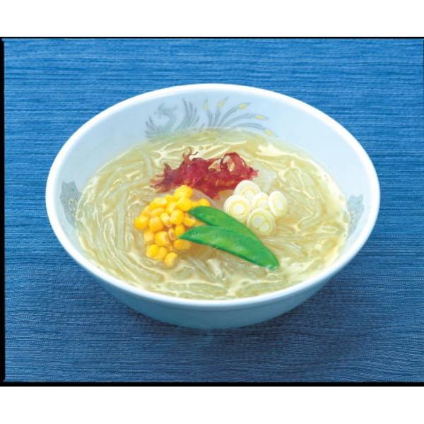 自然寒天ラーメン(4味5食セット)