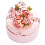 PIEARTH ジュエリーボックス 初桜(ピンク)EX536-1 の画像