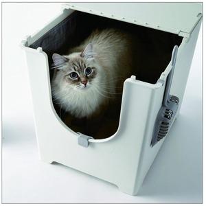フリップリターボックス/折りたたみ式猫用トイレ...の紹介画像4