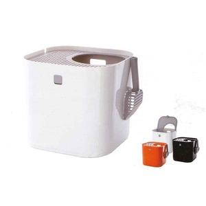 リターボックス/猫用トイレ 【ホワイト】 シン...の関連商品5