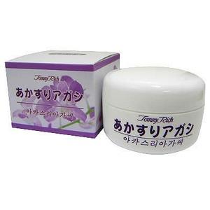 あかすりアガシ/ピーリング剤【58g】無香料・無合成着色料日本製『トミーリッチ』