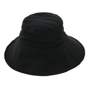 COOL折りたためるUV日よけ帽子 ブラック