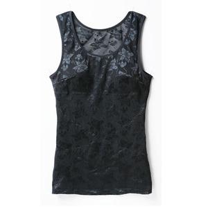 ドレスアップ姿勢フィットインナー ブラック L...の紹介画像2