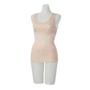 ドレスアップ姿勢フィットインナー ベージュ M~L 商品画像