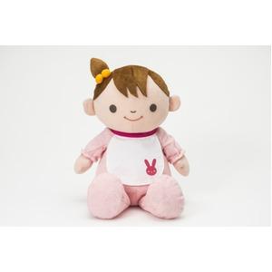 こんにちは赤ちゃん/コミュニケーションロボット 【女の子】 電池式 センサー搭載