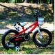 子供用自転車 16インチ/レッド(赤) 組立式バスケット 軽量 重さ/ 11.3kg 【ROYAL BABY】ロイヤルベビー Freestyle16
