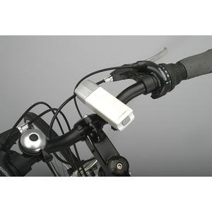 ハイパワーLEDライト(自転車ライト) 【DOSUN】 S1-Delux ブラック(黒) 〔自転車パーツ/アクセサリー〕