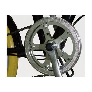 折りたたみ自転車 20インチ/ブルー(青) シ...の紹介画像5