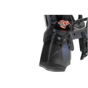 ヘッドレスト付き後ろ用子供乗せ(自転車用チャイルドシート) 【OGK】RBC-015DX ブラック(黒)/ブラウン