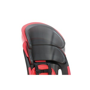 ヘッドレスト付き後ろ用子供乗せ(自転車用チャイルドシート) 【OGK】RBC-011DX3 ブラック(黒)/オレンジ