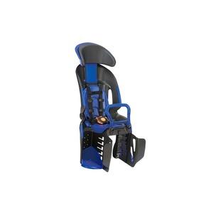ヘッドレスト付き後ろ用子供乗せ(自転車用チャイルドシート) 【OGK】RBC-011DX3 ブラック(黒)/ブルー(青)