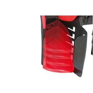 ヘッドレスト付き後ろ用子供乗せ(自転車用チャイルドシート) 【OGK】RBC-011DX3 ブラック(黒)/ピンク