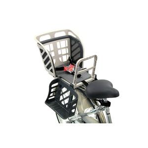 後ろ用子供乗せ(自転車用チャイルドシート) 【OGK】RBC-009S3 Wグレー(灰) 〔自転車パーツ/アクセサリー〕