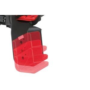 ヘッドレスト付きフロント子供乗せ(自転車用チャイルドシート) 前用 【OGK】FBC-011DX3 ブラック(黒)/ピンク