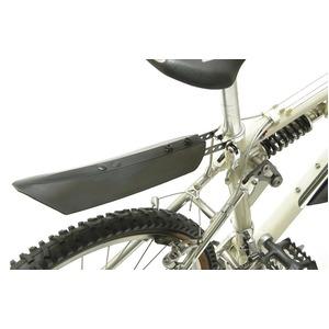 ATBリア用フェンダー(泥除け) 【OGK】 MF-TR クリア 〔自転車パーツ/アクセサリー〕