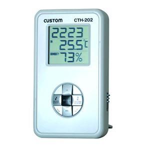 カスタム 温湿度計 CTH-202