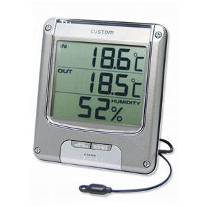 カスタム 温湿度計 CTH-204